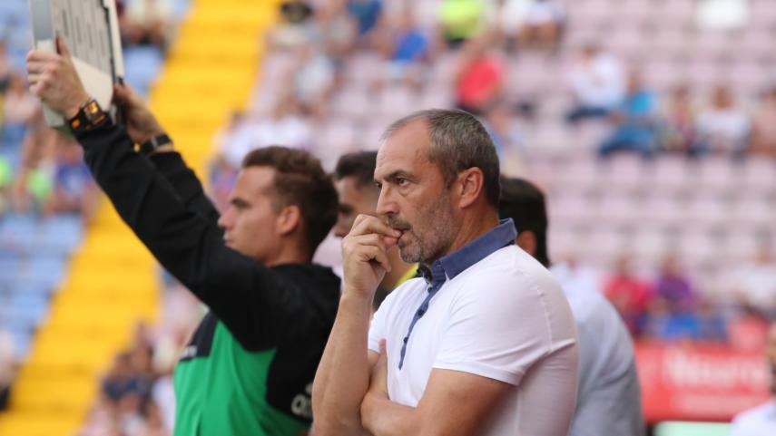 Juan Sabas deja de ser entrenador del Extremadura UD