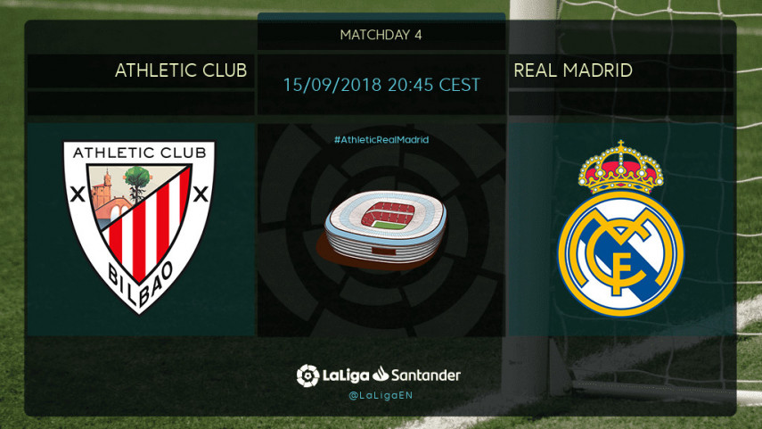Preview: Athletic Club v Real Madrid