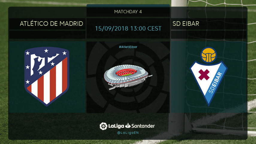 Preview: Atletico Madrid v SD Eibar