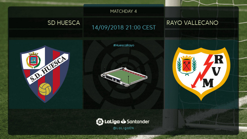 Preview: SD Huesca v Rayo Vallecano