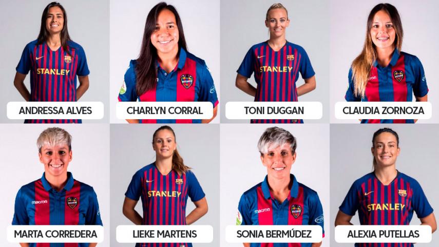 FC Barcelona - Levante... ¡Haz tu propio tridente!