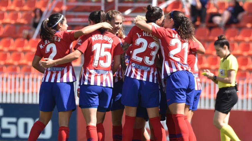 Las claves del 'nuevo' Atlético de Madrid Femenino
