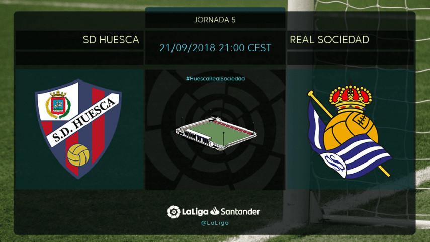 Examen en El Alcoraz para Huesca y Real Sociedad