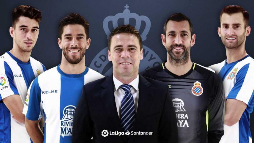 Fútbol de transición: el Espanyol de Rubi