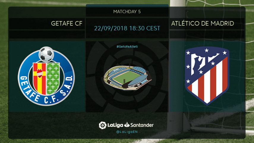 Getafe and Atletico meet in Madrid derby