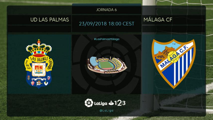 Duelo de colosos en el Estadio Gran Canaria