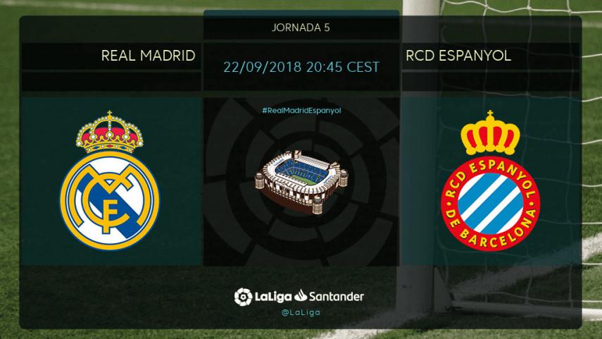 Duelo de buenas sensaciones en el Santiago Bernabéu