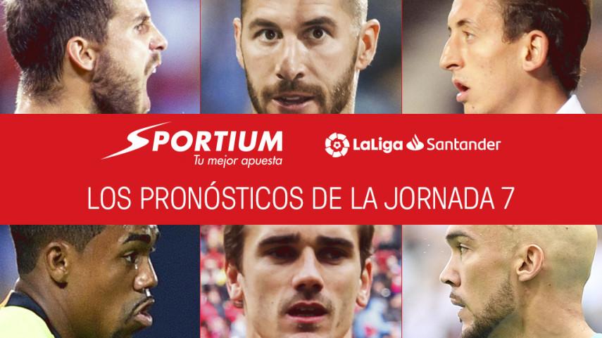 Los pronósticos de la jornada 7 de LaLiga Santander