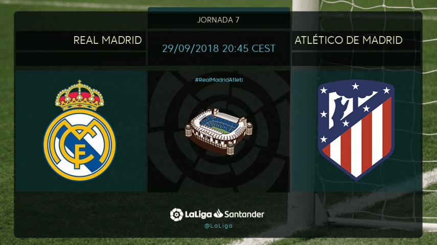 Derbi de sensaciones en el Bernabéu