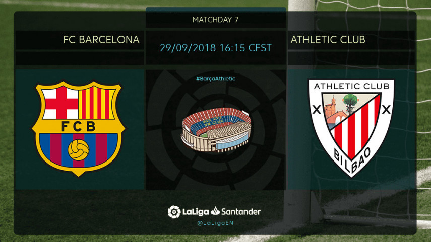 FC Barcelona - Athletic Club match preview - Preview: FC ...