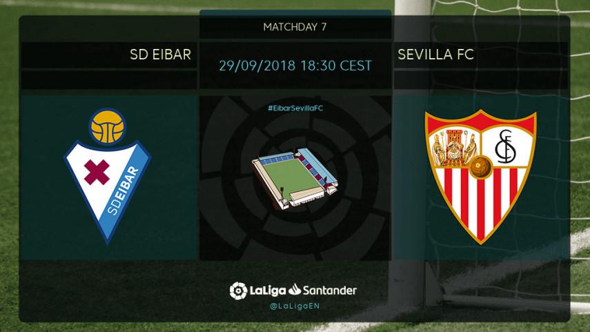 Preview: SD Eibar v Sevilla FC