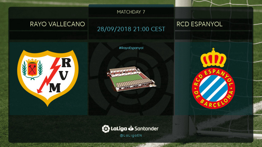 Preview: Rayo Vallecano v RCD Espanyol