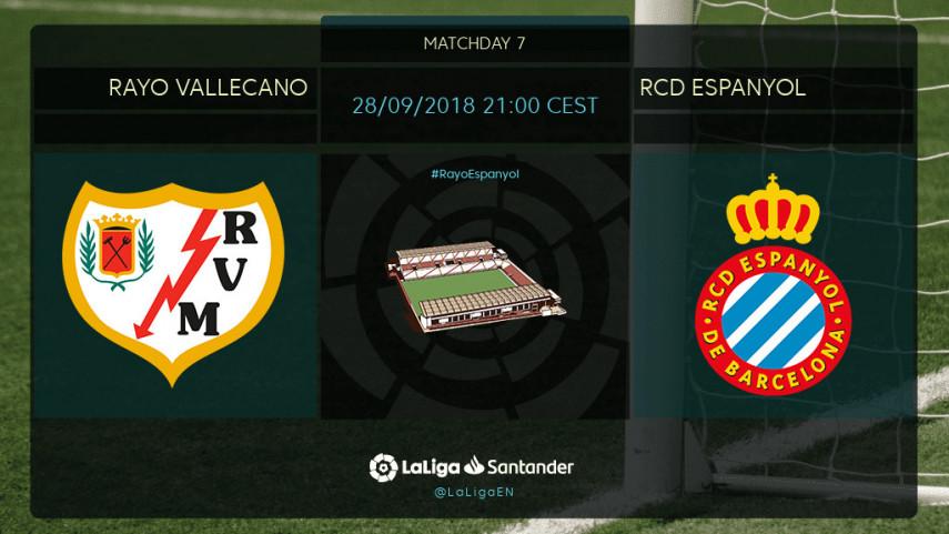 Preview: Rayo Vallecano v RCD Espanyol