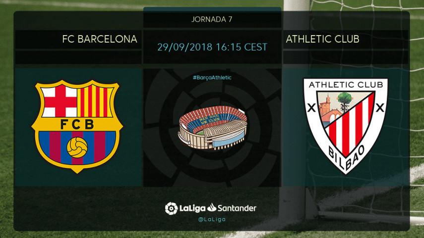 El FC Barcelona quiere disipar dudas