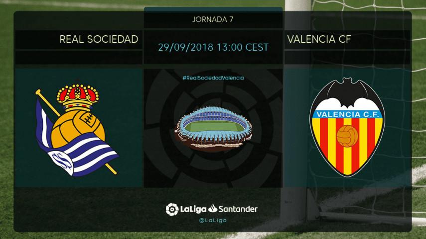 El Valencia, a despegar en Anoeta