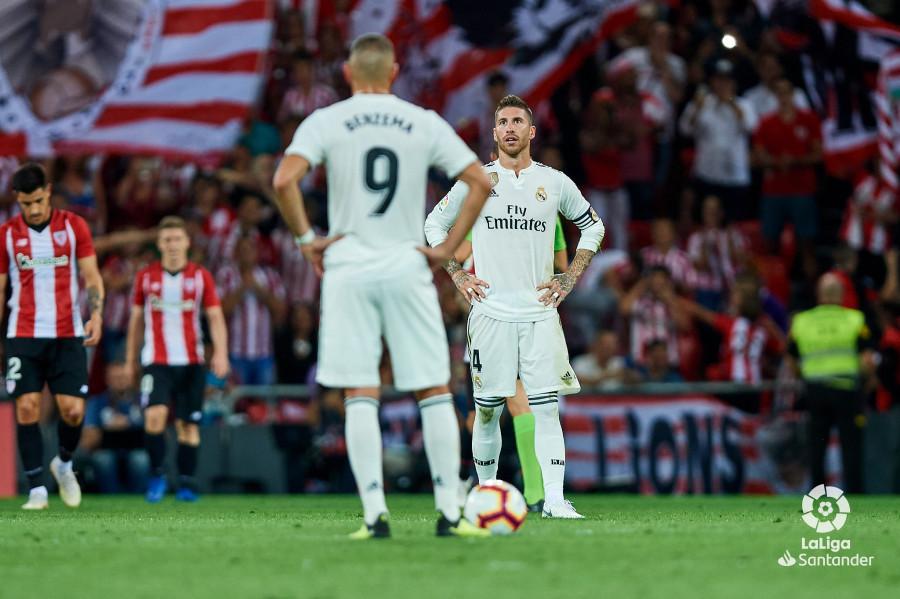 Атлетик - Реал