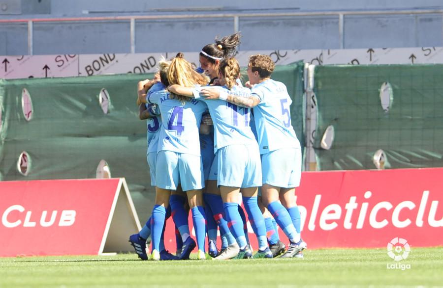 Análisis del partido - - - El At. Madrid Femenino remonta y vence a ... 3ac004bc09294