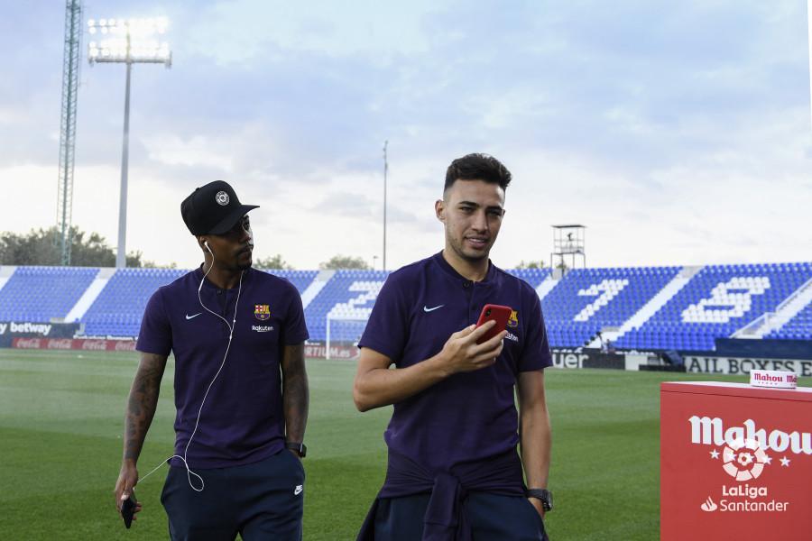 صور مباراة : ليغانيس - برشلونة 2-1 ( 26-09-2018 ) W_900x700_26184609_rap1616