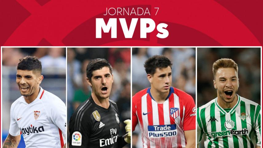 Elige al MVP de la jornada 7 de LaLiga Santander