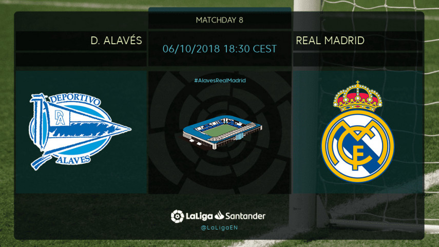 Preview: D. Alaves v Real Madrid