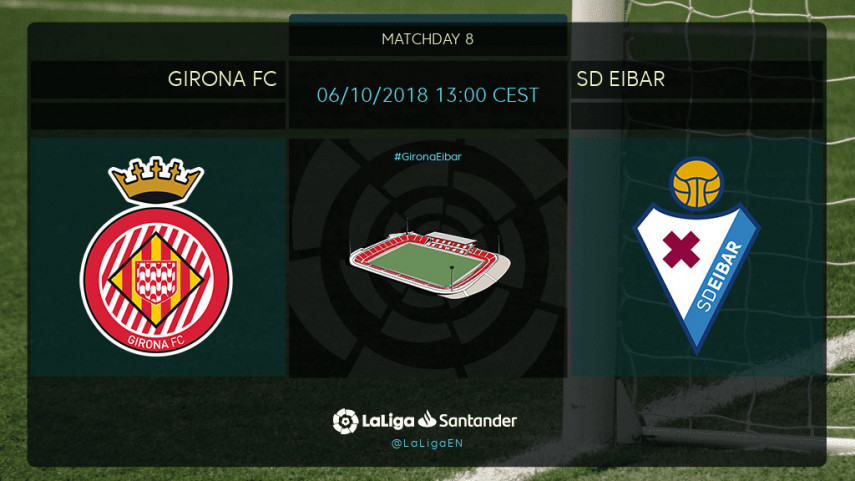 Preview: Girona FC v SD Eibar