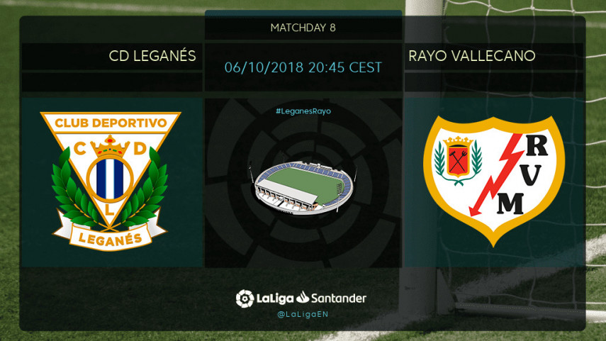 Preview: CD Leganes v Rayo Vallecano