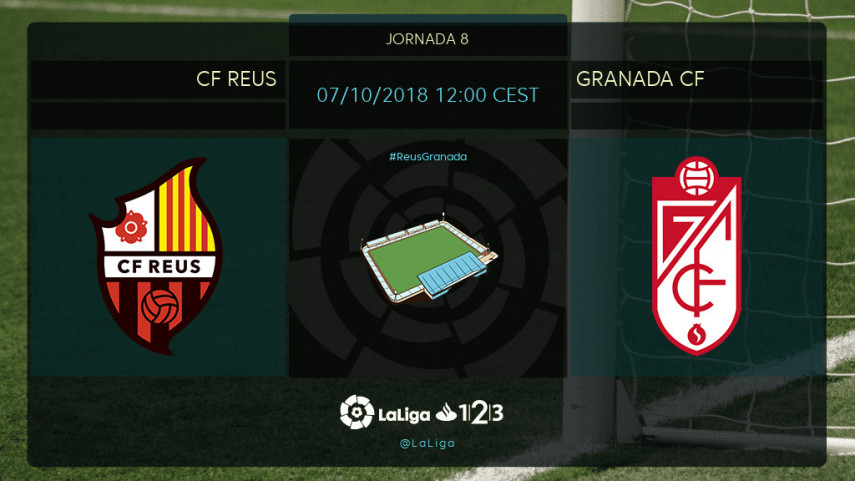 El Reus prueba a un ambicioso Granada