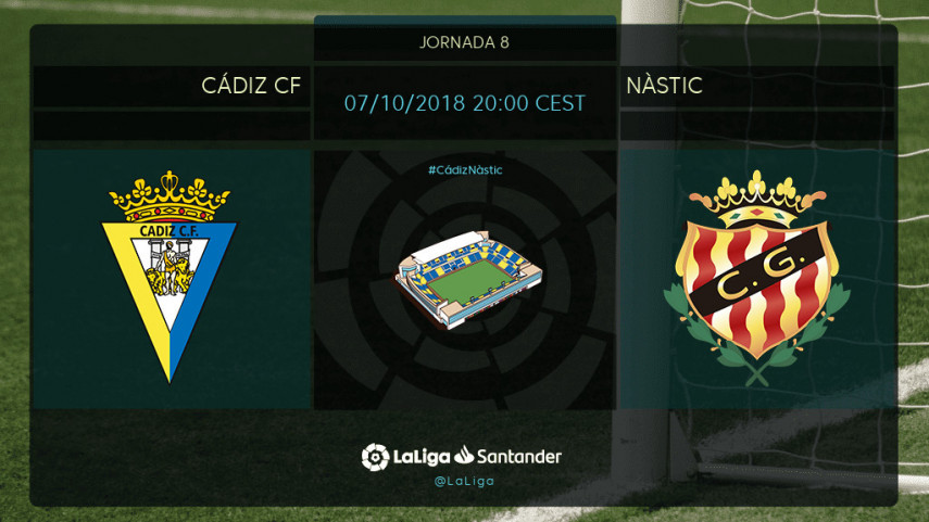 Hora de empezar a ganar posiciones para Cádiz y Nàstic