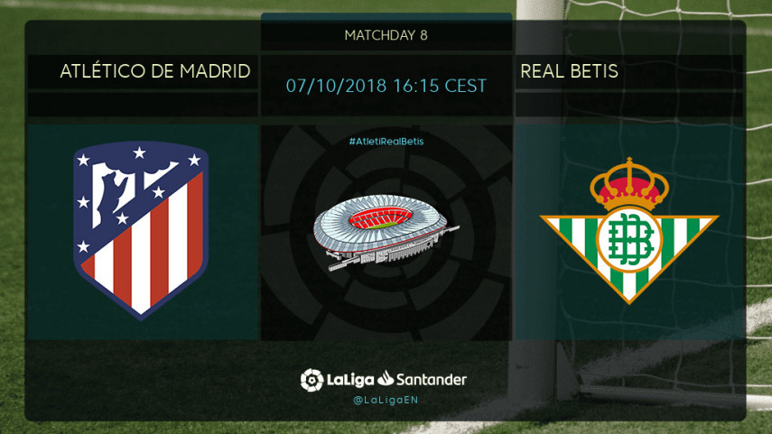 Preview: Atletico Madrid v R. Betis