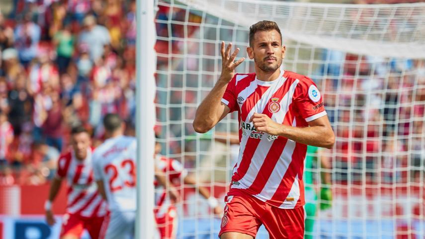 ¿Qué jugadores de LaLiga Santander han marcado dos o más goles?