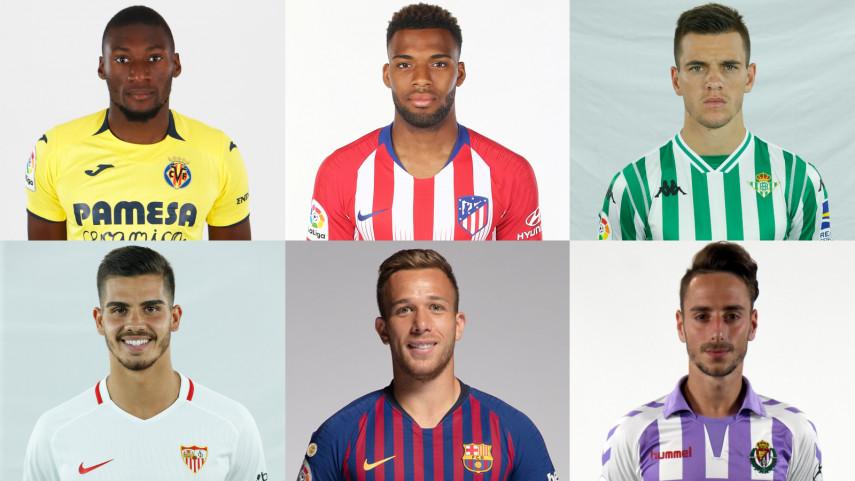 ¿Quién crees que está siendo el mejor debutante en LaLiga Santander 2018/19?