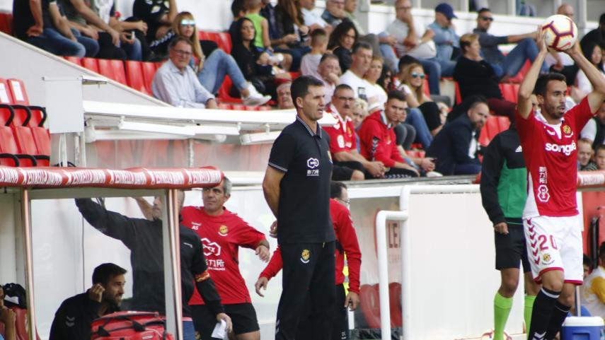 José Antonio Gordillo no seguirá como técnico del Nàstic