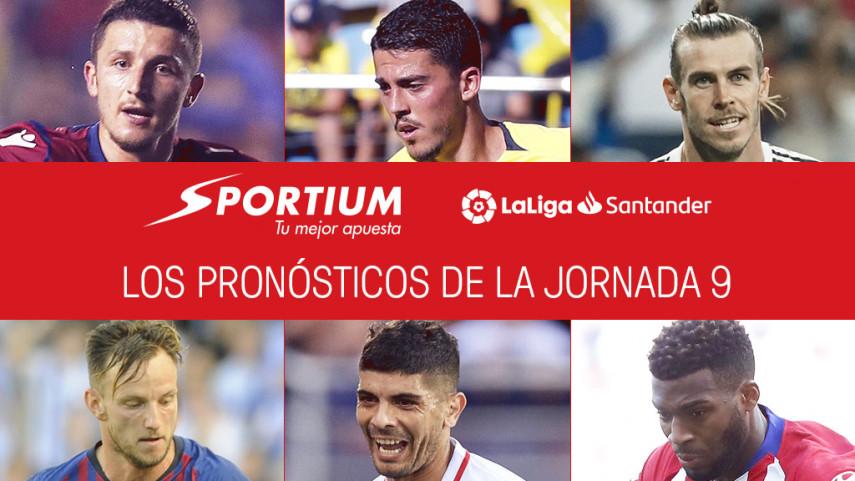 Los pronósticos de la jornada 9 de LaLiga Santander