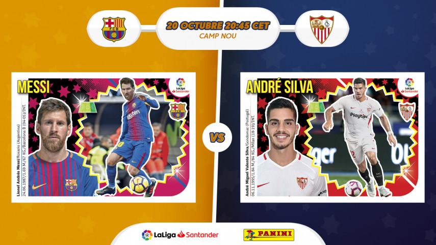 Un Sevilla en racha aterriza en el Camp Nou