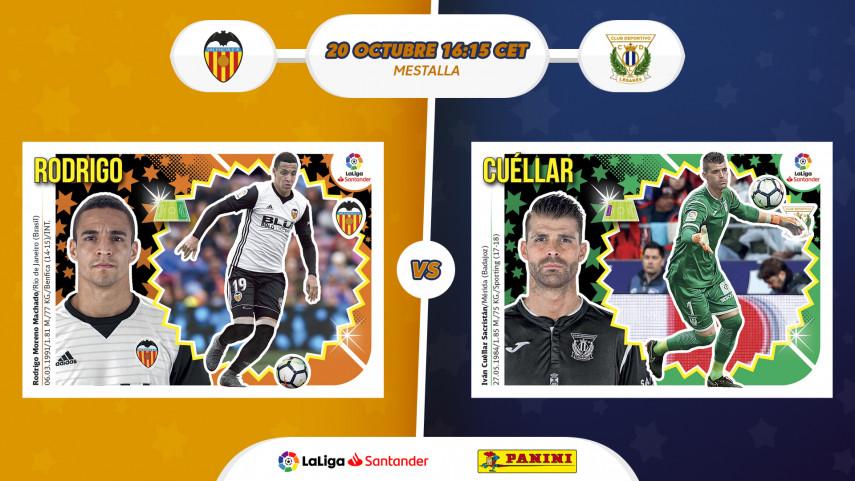 El Leganés quiere conquistar Mestalla