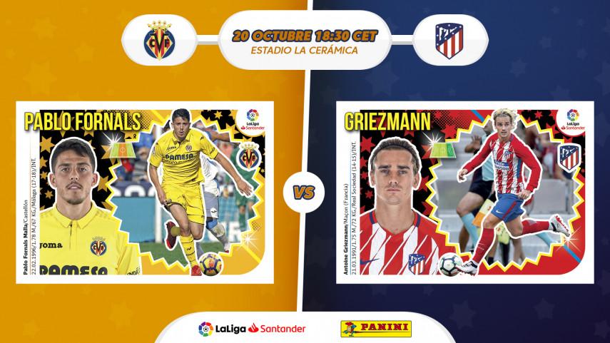 El Atlético, al asalto del liderato en el Estadio de la Cerámica