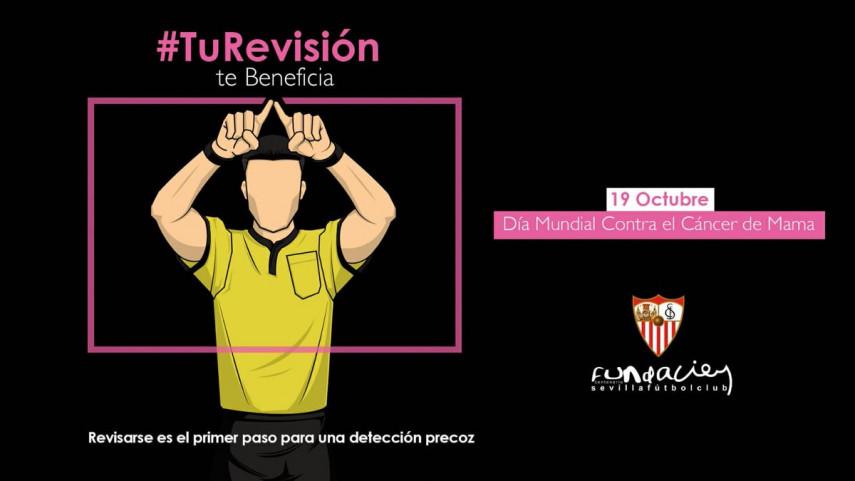Los clubes de LaLiga se suman a la lucha contra el cáncer de mama