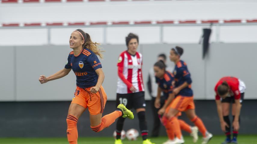 El VCF Femenino rescata un empate en Lezama