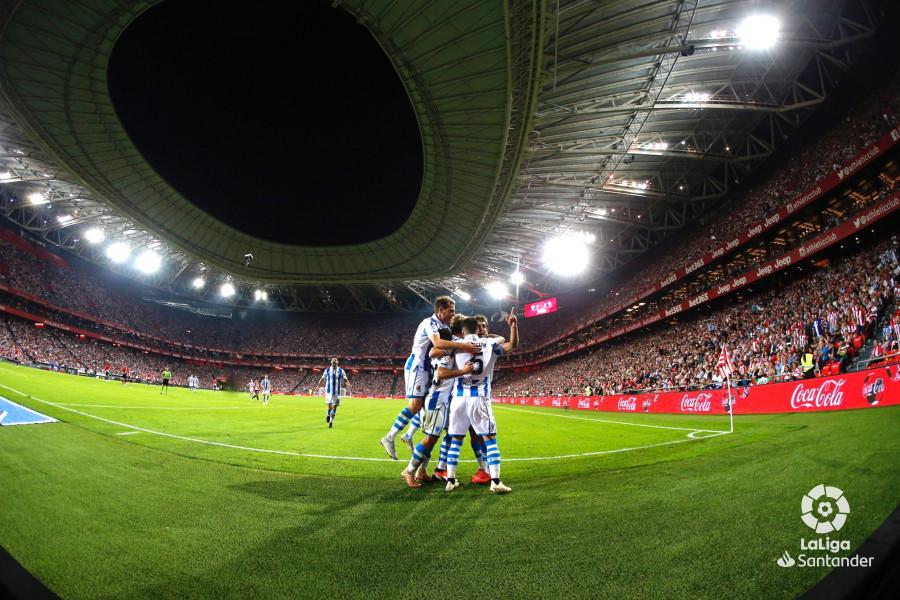 Примера. 8-й тур. Реал Сосьедад сильнее в баскском дерби - изображение 1