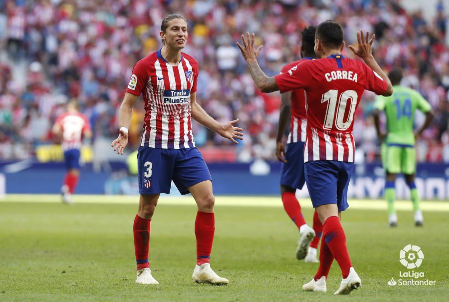 Примера. 8-й тур. Атлетико обходит Реал - изображение 2