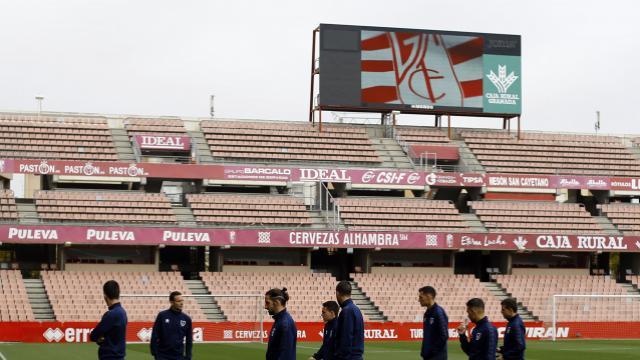 Granada CF-CD Numancia (0-0): El Numancia seca al Granada a base de fueras de juego   Imagen 4