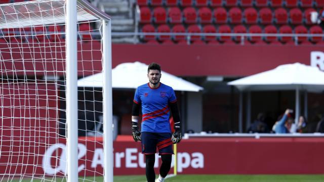 Mallorca-Numancia (1-0): El cántaro no fue a la fuente y se rompe a favor del Mallorca   Imagen 2