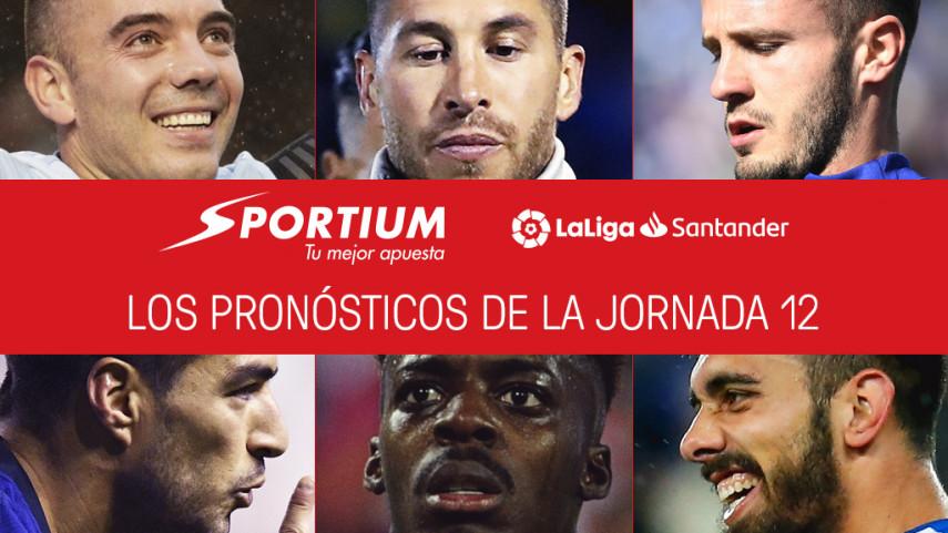Los pronósticos de la jornada 12 de LaLiga Santander