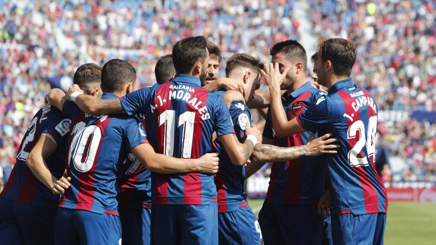 El efecto Paco López: cómo despegó el Levante en la clasificación de LaLiga Santander