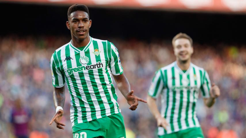 Five things that you probably didn't know about Junior Firpo