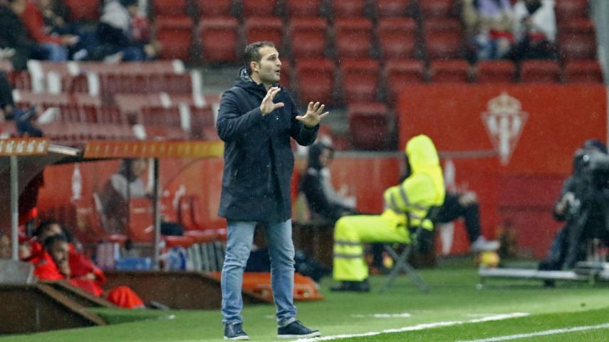 Rubén Baraja deja de ser entrenador del R. Sporting