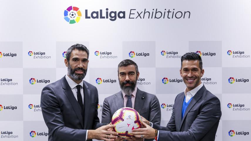 LaLiga Exhibition, el roadshow de LaLiga que dará la vuelta al mundo