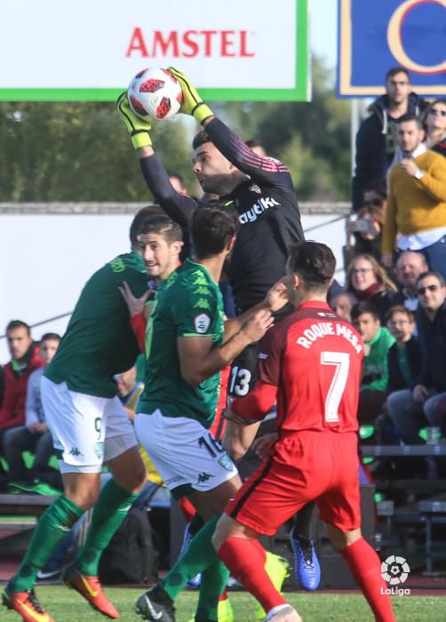 Juan Soriano, en el Romero Cuerda (Foto: LaLiga Santander).