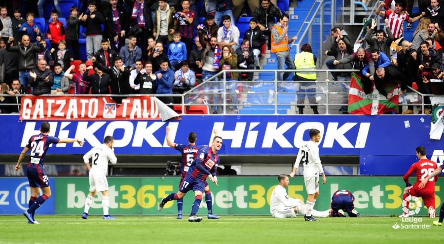 Примера. 13-й тур. Эйбар - Реал 3:0. Полная Кукарелла - изображение 2