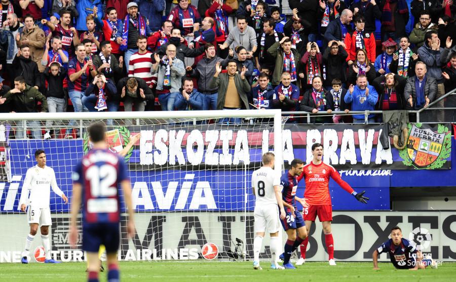 Примера. 13-й тур. Эйбар - Реал 3:0. Полная Кукарелла - изображение 1